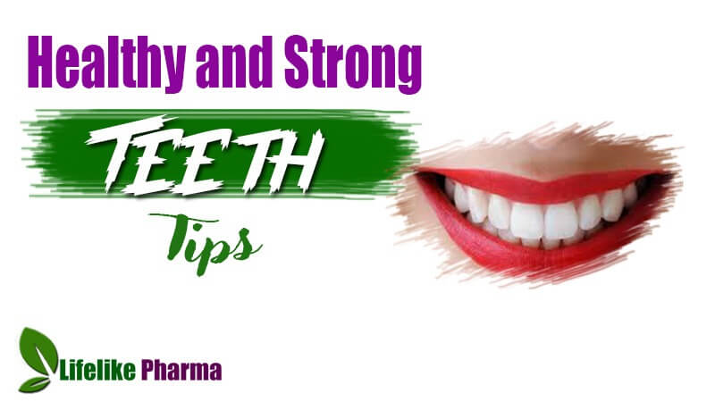 6 Foods Can Keep Your Teeth Healthy and Strong
