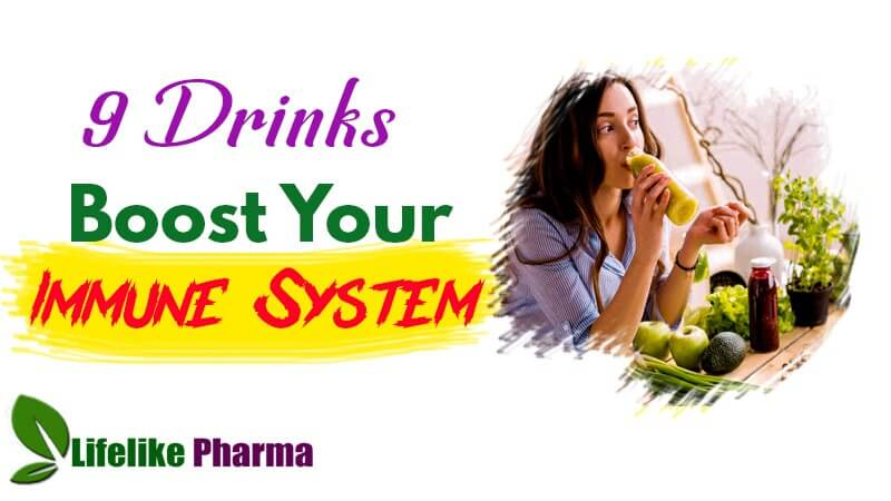 9 Drinks Boost Your Immune System