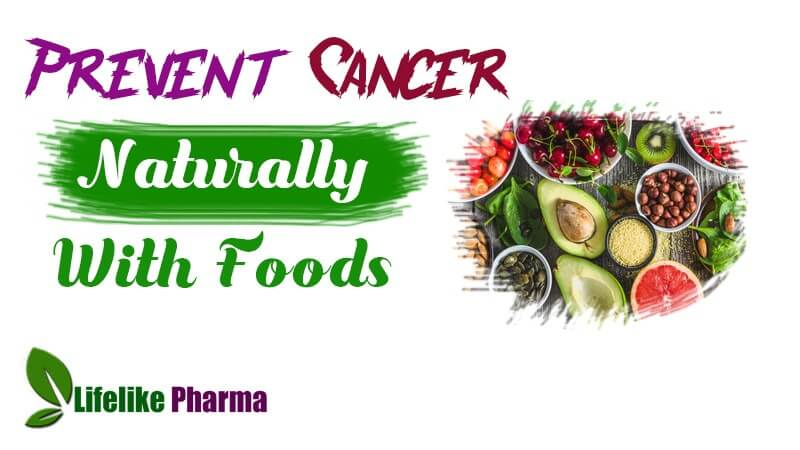 How to Cure Cancer Naturally with Foods