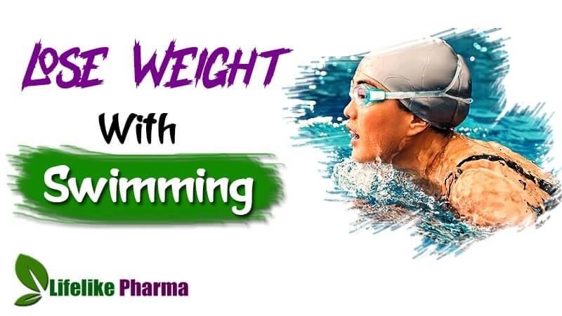 Lose Weight Via Swimming in the Pool