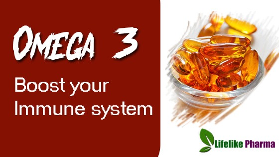 Omega 3 able to boost my immune system