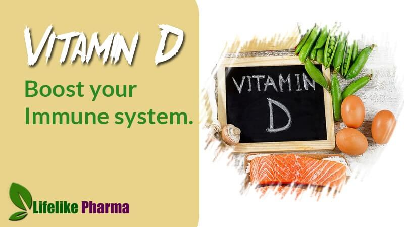 Vitamin D able to boost my immune system