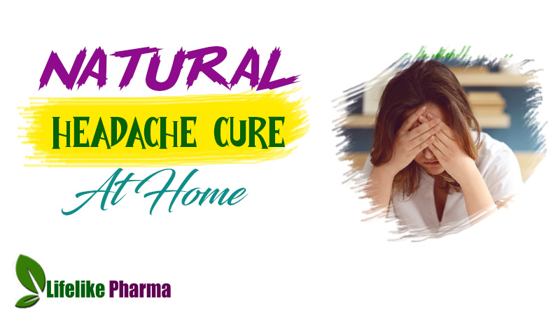 how to cure migraine naturally?