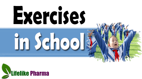 9 Exercises You Can Do in School