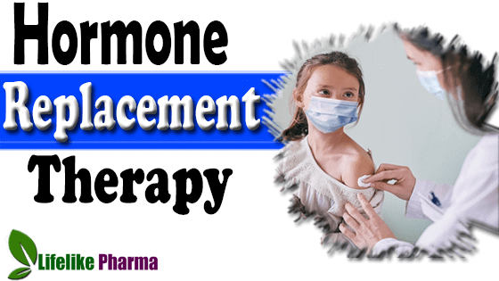 Types of Hormone Replacement Therapy