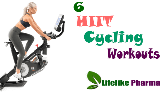 6 HIIT Cycling Workouts You Can Do on Your Indoor Bike