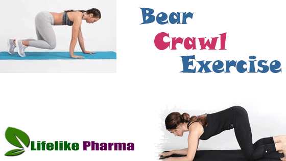 How to Do the Bear Crawl Exercise to Really Fire Up Your Core